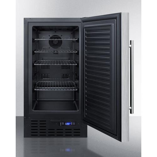 SCFF1842SS Freezer Open