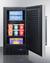 SCFF1842SS Freezer Full