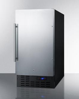 SCFF1842SS Freezer Angle