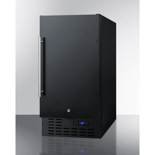 SCFF1842ADA Freezer Angle