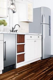 SCFF1842CSSADA Freezer Set