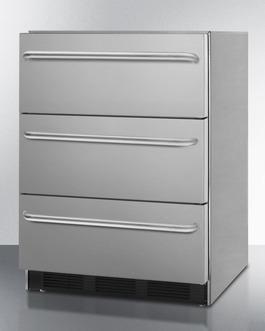 SP6DSSTBOS7ADA Refrigerator Angle