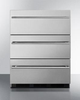 SP6DSSTBOS7THIN Refrigerator Front