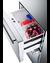 SPRF2D5 Refrigerator Freezer Full