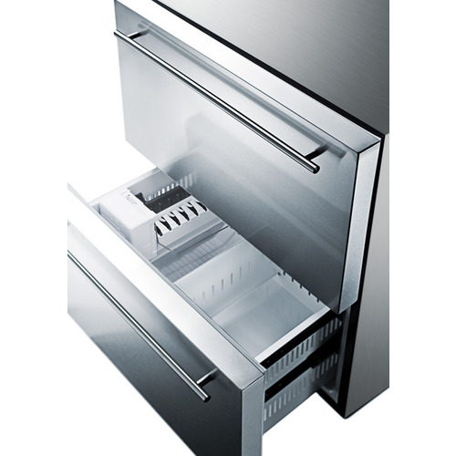 SPRF2D5IM Refrigerator Freezer Detail