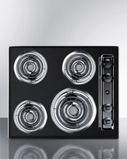 TEL03 Electric Cooktop Front