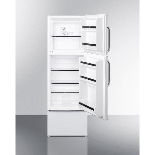 FF71ESTB Refrigerator Freezer Open