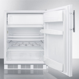 CT661BIADA Refrigerator Freezer Open