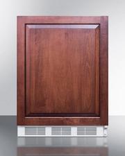 CT661BIIFADA Refrigerator Freezer Front