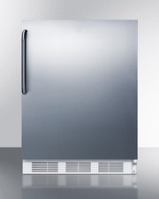 CT661BISSTBADA Refrigerator Freezer Front
