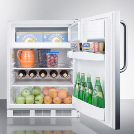 CT661SSTB Refrigerator Freezer Full