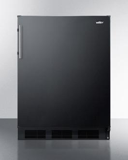 CT663BADA Refrigerator Freezer Front