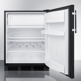 CT663BADA Refrigerator Freezer Open