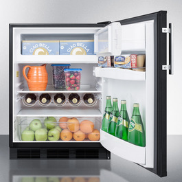 CT663BADA Refrigerator Freezer Full