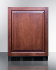CT663BBIIFADA Refrigerator Freezer Front