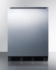 CT663BBISSHH Refrigerator Freezer Front