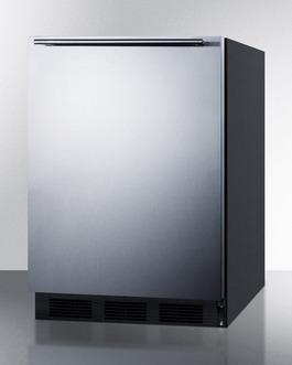 CT663BSSHH Refrigerator Freezer Angle