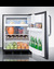 CT663BSSTBADA Refrigerator Freezer Full