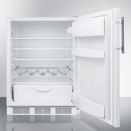 FF61ADA Refrigerator Open