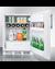 FF61ADA Refrigerator Full