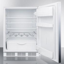 FF61SSHHADA Refrigerator Open
