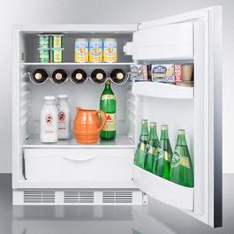 FF61SSHHADA Refrigerator Full