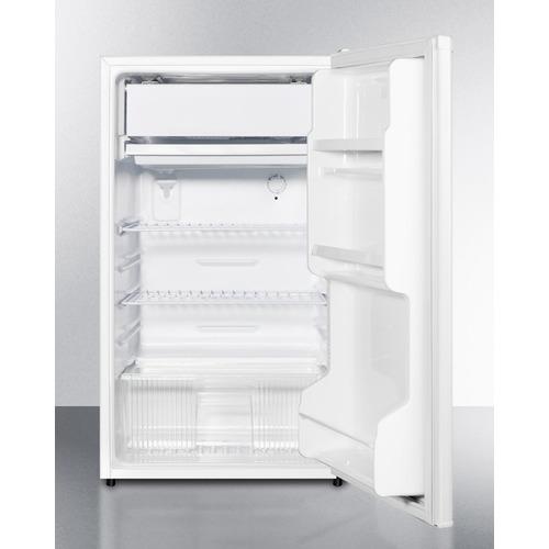FF412ESADA Refrigerator Freezer Open