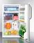 FF412ESCSS Refrigerator Freezer Full