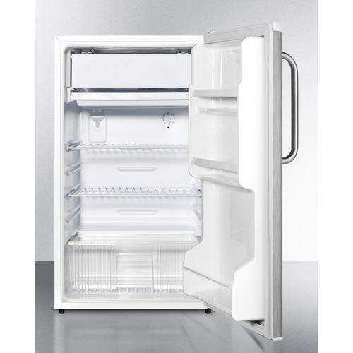 FF412ESCSSADA Refrigerator Freezer Open