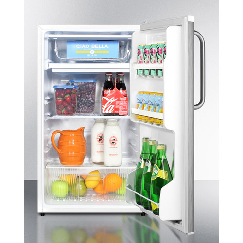 FF412ESCSSADA Refrigerator Freezer Full