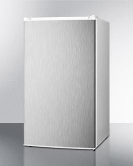 FF412ESSS Refrigerator Freezer Angle