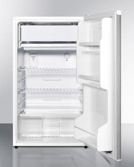 FF412ESSS Refrigerator Freezer Open