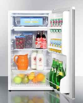 FF412ESSS Refrigerator Freezer Full