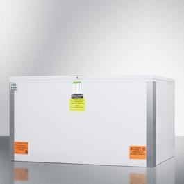 VLT2250IB Freezer Angle