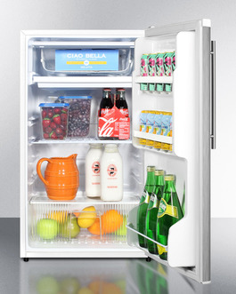 FF412ESSSHV Refrigerator Freezer Full