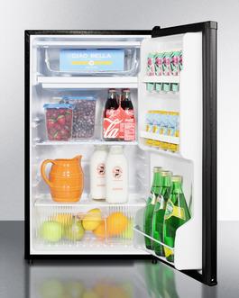 FF433ES Refrigerator Freezer Full