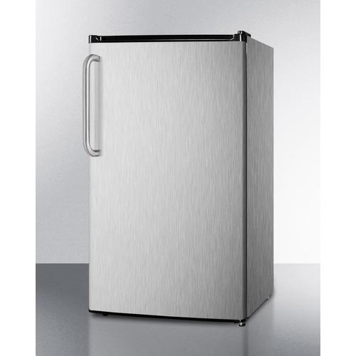 FF433ESCSS Refrigerator Freezer Angle