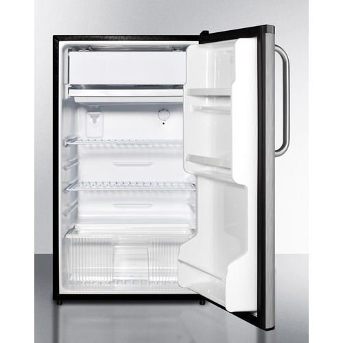 FF433ESCSS Refrigerator Freezer Open