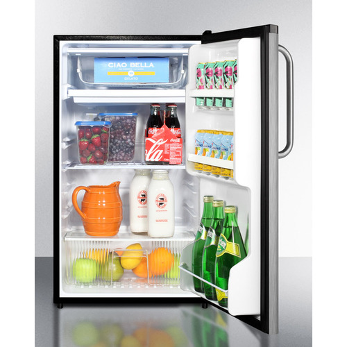 FF433ESCSS Refrigerator Freezer Full