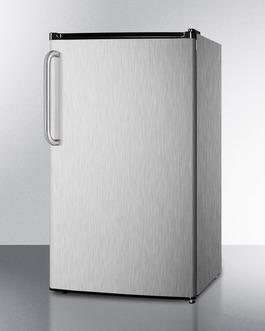 FF433ESCSSADA Refrigerator Freezer Angle