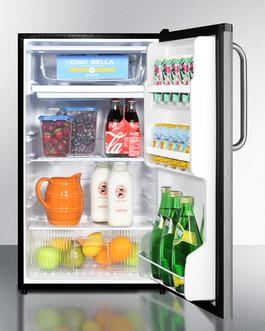 FF433ESCSSADA Refrigerator Freezer Full