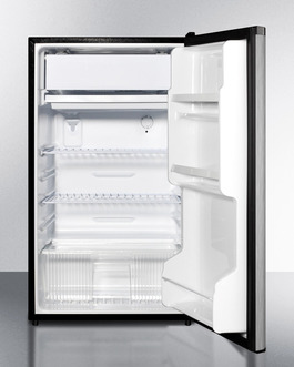 FF433ESSS Refrigerator Freezer Open