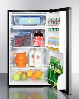 FF433ESSS Refrigerator Freezer Full