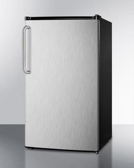 FF433ESSSTBADA Refrigerator Freezer Angle