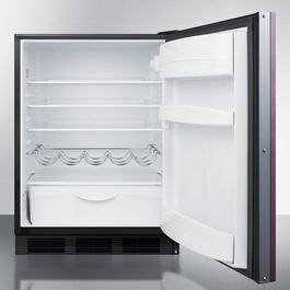 FF63BBIIF Refrigerator Open