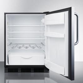 FF63BBISSTBADA Refrigerator Open