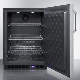 SCFF53BXCSSTB Freezer Open