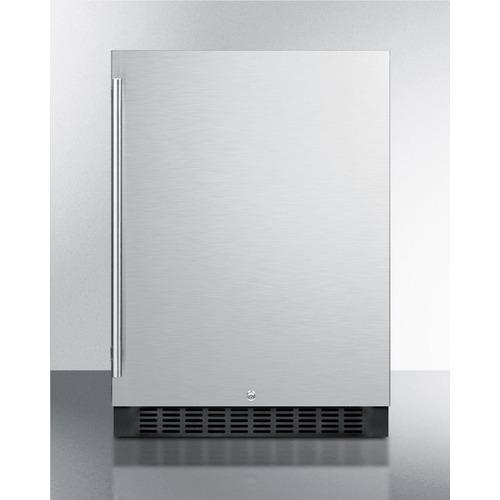 SPR627OSCSS Refrigerator Front