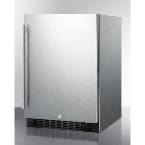 SPR627OSCSS Refrigerator Angle