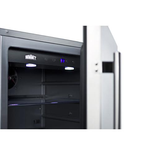 SPR627OSCSS Refrigerator Light